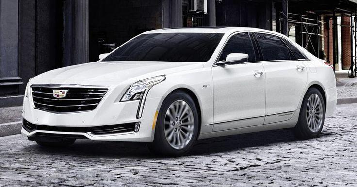 Cadillac CEO Denies That the CT6 Could Get Axed #Cadillac #Cadillac_CT6