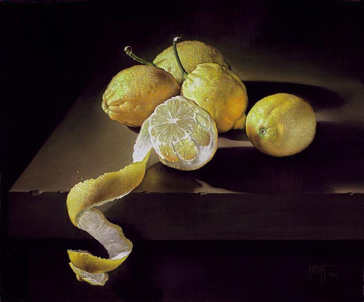 Five Lemons jose escofet