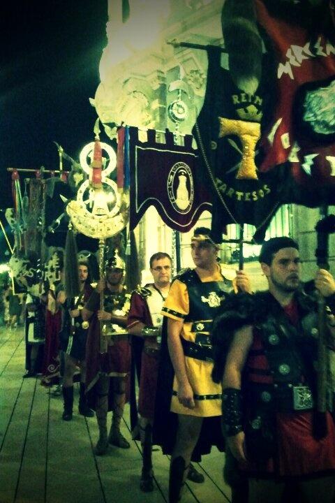 Fiestas Cartagineses y Romanos   Cartagena (Spain)