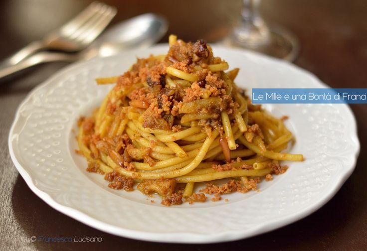La pasta chi vruoccoli arriminati è un piatto tipico della regione Sicilia ed esattamente della città di Palermo. Si tratta di un piatto semplice e genuino.
