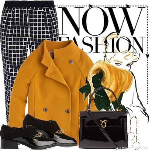 CARAMEL WINTER | Women's Outfit | ASOS Fashion Finder