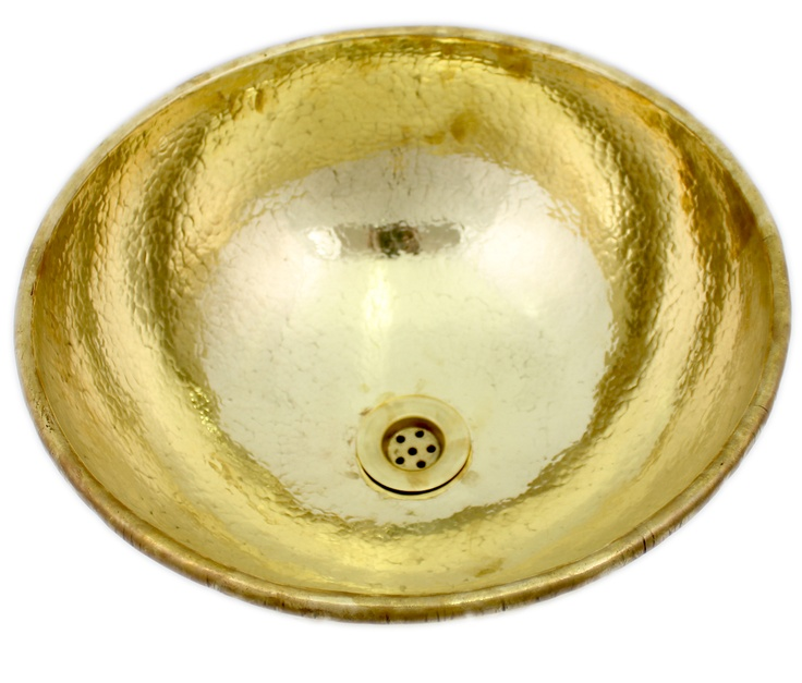 Beautiful moroccan copper sink - plase visit our website: www.coloursmorocco.com