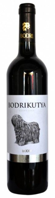Bodrikutya - I purchased a bottle of this red wine in Budapest. It was very good - do buy a bottle to try it if you ever come across it!