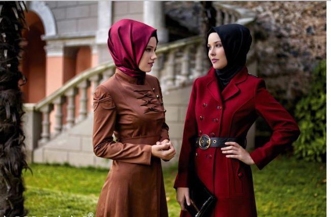 Modern & Beautiful Hijab Styles  for 2015 16