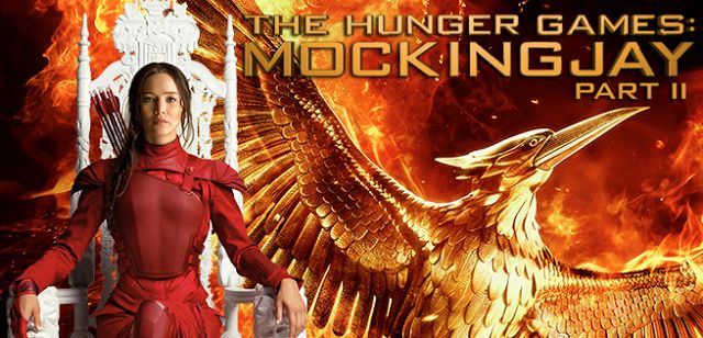 The Hunger Games: Mockingjay - Part 2 Full Movie Download Free