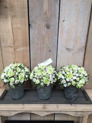 Workshops bloemschikken bij Bloemenland
