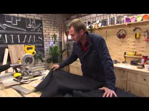 (135) Eigen Huis & Tuin | 23 april | Opbergbox voor tuinkussens + zitje - YouTube