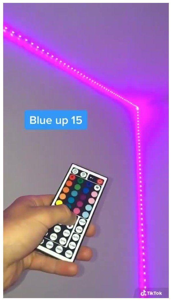 Led Lights Cozydecorshop Com Led Lighting Bedroom Led Room Lighting Room Makeover Inspiration