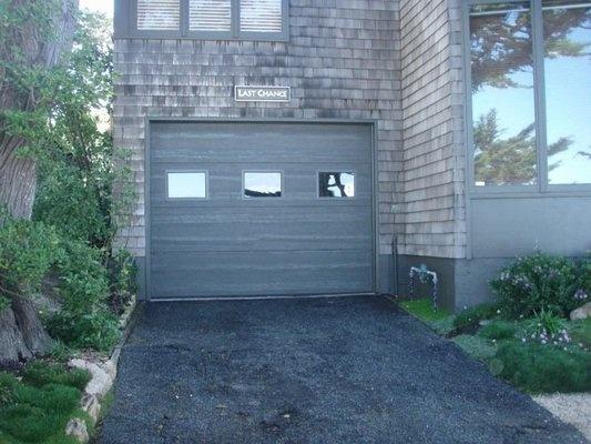 Custom Wood Garage Door By Lighthouse Door Company. For More Info: Http:/