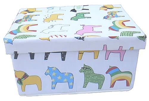 dala horse box