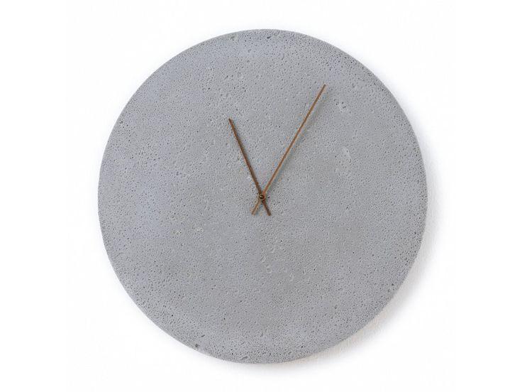 Design concrete clocks - Clockies 1720