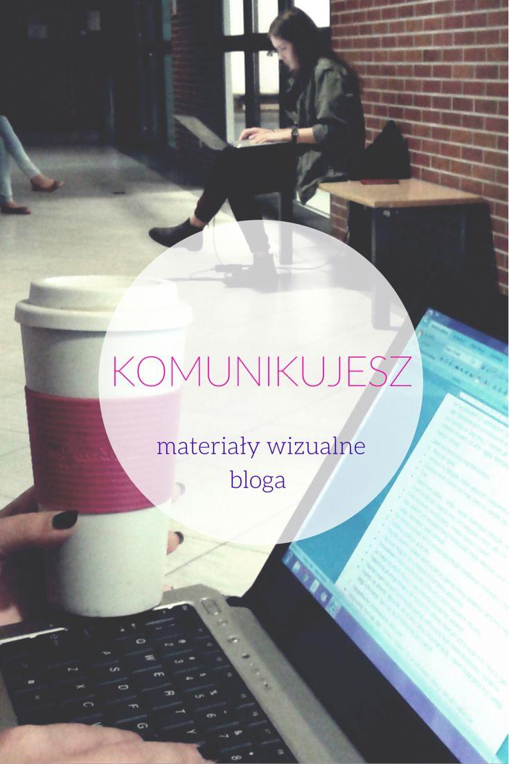 Komunikujesz: tablica poświęcona wszystkim materiałom wizualnym, które znajdują się na blogu www.komunikujesz.blogspot.com - wszystkie grafiki w jednym miejscu!