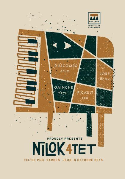 Nilok 4tet by Jean Mosambi