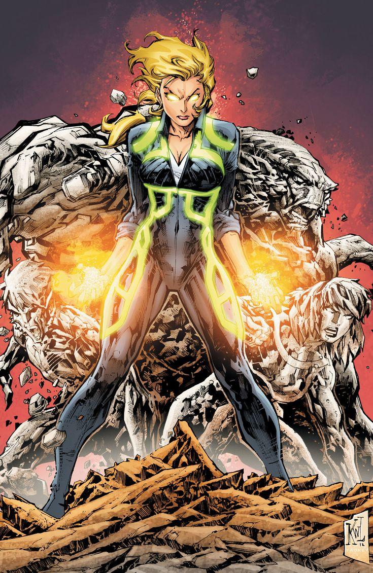 DC Comics - Terra