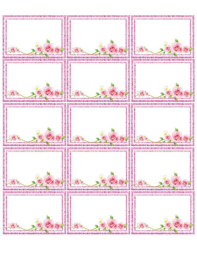 Preferenza Oltre 25 fantastiche idee su Etichette per bomboniere su Pinterest  SC86