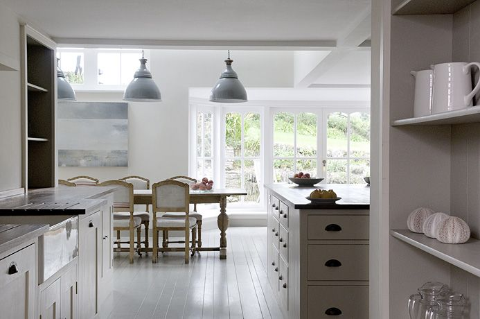 Plain English Design Recent Work can be seen in Cornish holiday Home. Decor Your Kitchen in Luxury or traditional style with Plain English