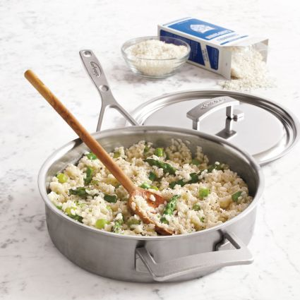 Demeyere® Industry5 Covered Sauté Pans, available at #surlatable
