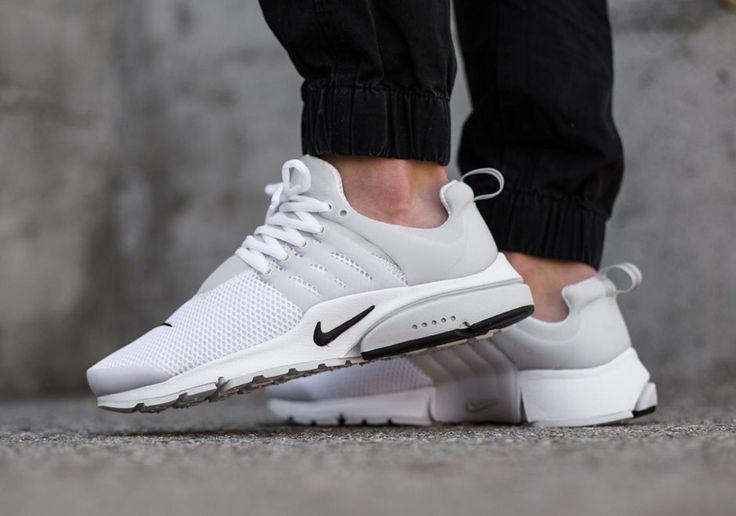 Nike Presto White On Feet