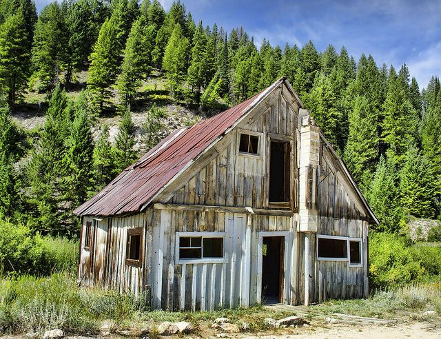 "Another pinner said, ""Rocky Bar is a ghost town in Elmore County, #Idaho, United States. At its height in the late 19th century Rocky Bar boasted a population of over 2,500 and served as ...""  #boomer #travel"