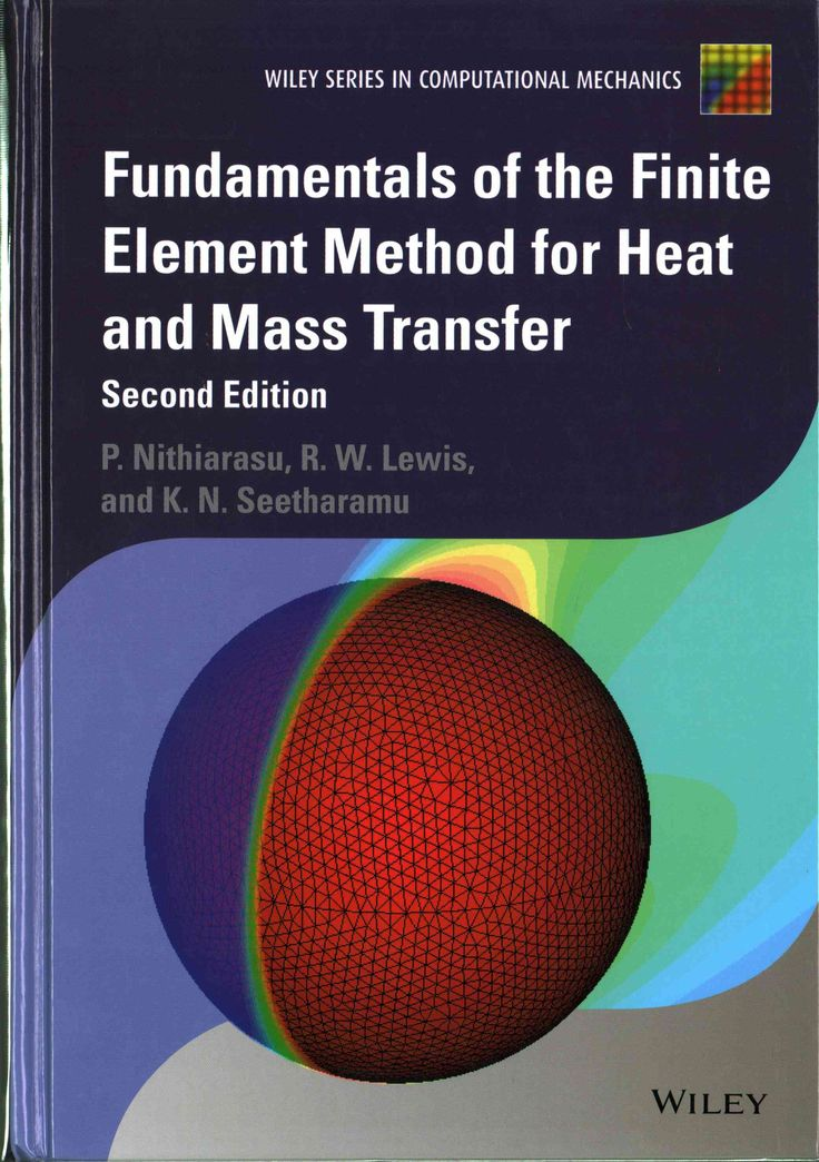 Fundamentals of the Finite Element Method for Heat and Mass Transfer