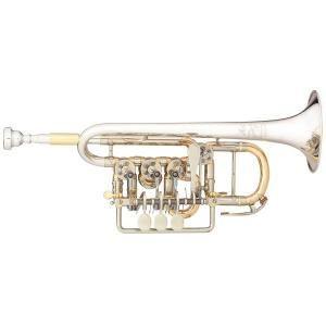 High-Bb/A Piccolo Trumpet Custom J. Scherzer 8112ST-L
