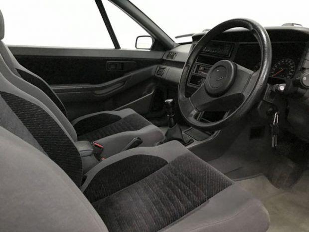 1992 Volvo 480ES