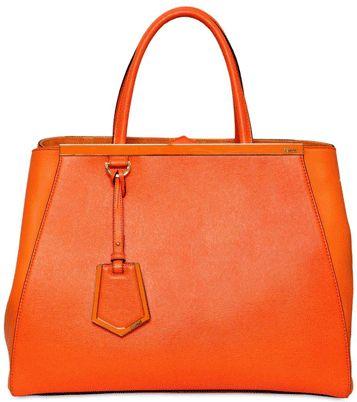 Colors Of Style - Fendi Medium 2Jours Bag