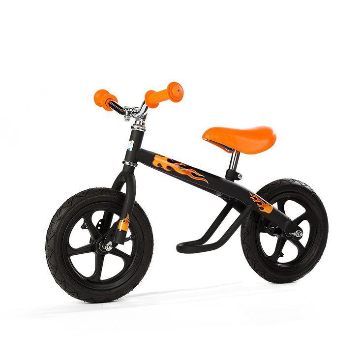 Der Spielzeugtester hat das Chillafish Company NV CPJJ02BLA – Laufrad, schwarz… – Spielzeugtester