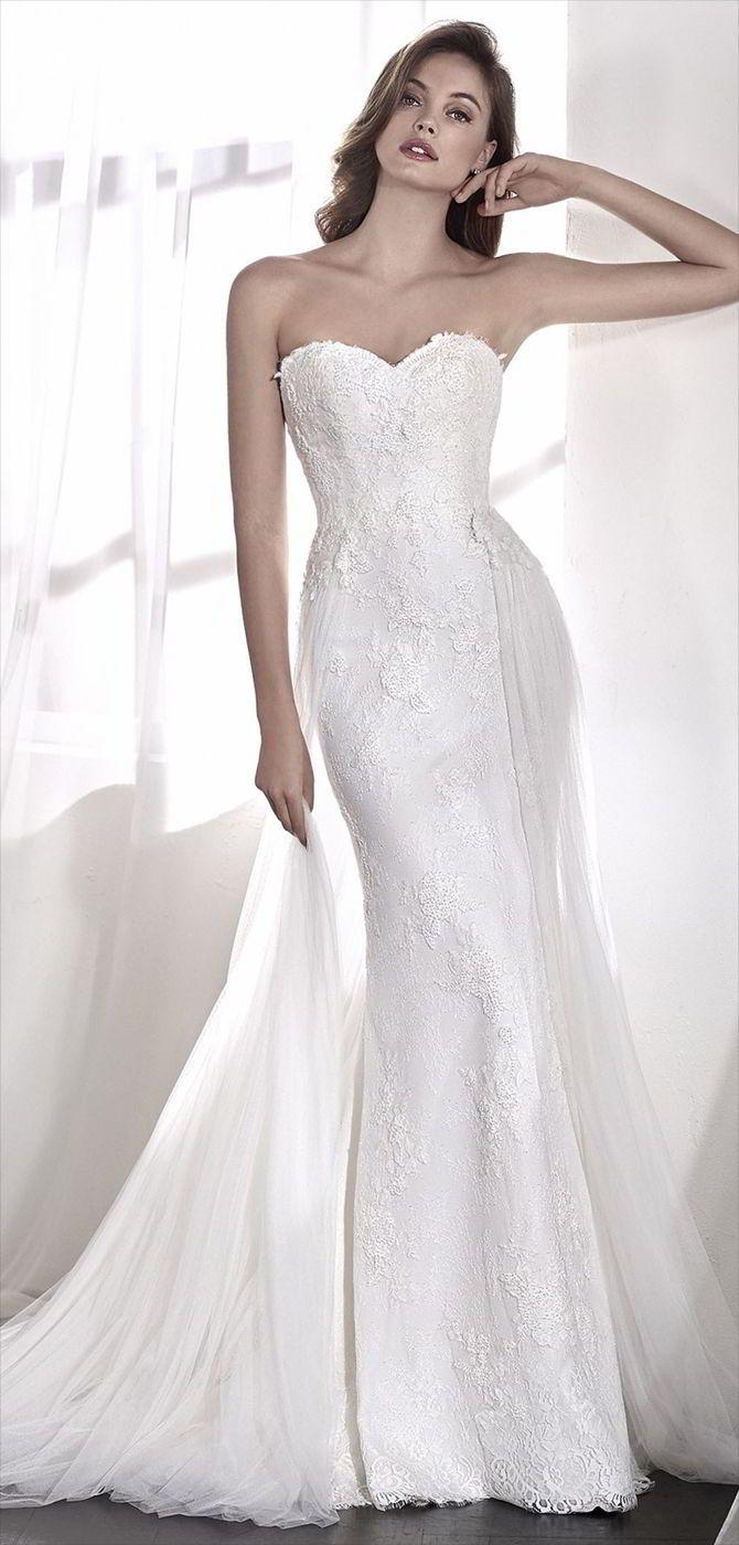 6051 best vestidos de novia images on Pinterest | Ball dresses ...