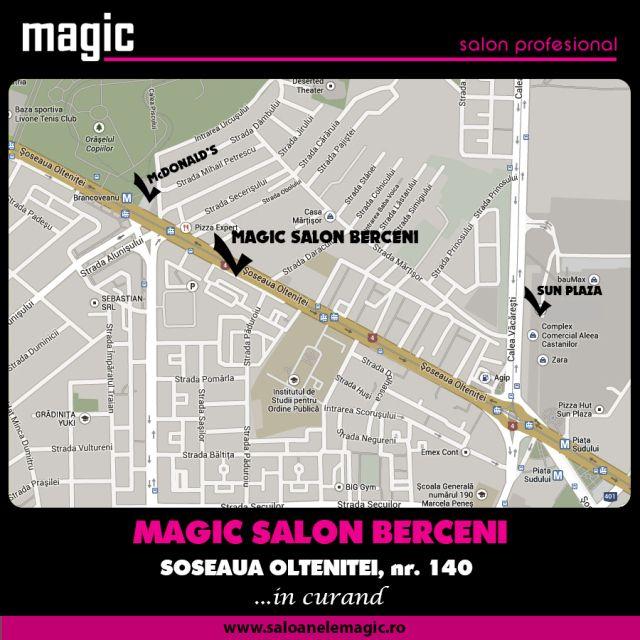 MAGIC SALON BERCENI