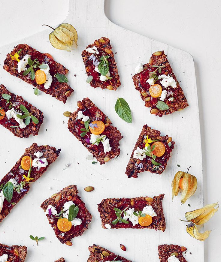 Spread it on crostini and top with goat cheese for an easy, fail-proof appetizer. | Image: Ngoc Minh Ngo | Excerpted from Toast & Jam by Sarah Owens