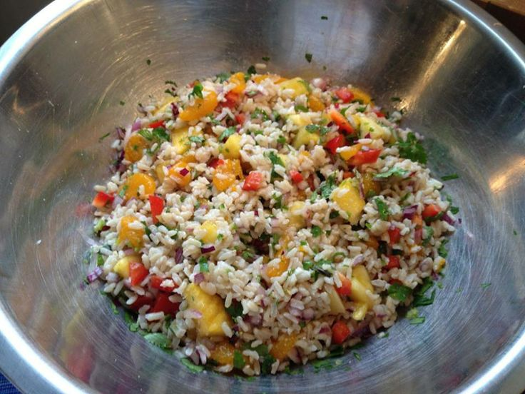 171 best caribbean sides and yummy extras images on pinterest trying out the jamaican fruited rice salad for our upcoming book the forks over knives plan the book which provides a meal by meal makeover and 90 new forumfinder Gallery