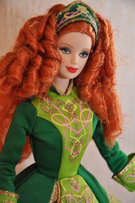 Irish Dance™ Barbie® Doll