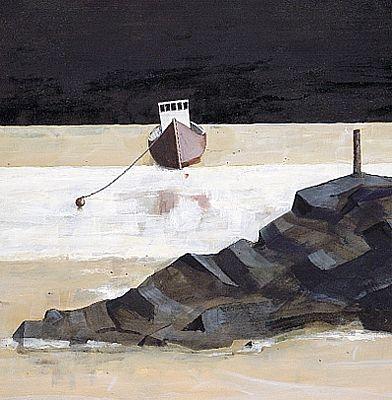 John Knapp-Fisher - Low Tide Solva