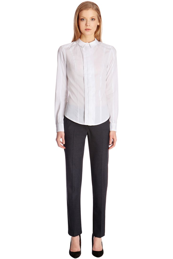 SOFT CHECK WORKWEAR TROUSER