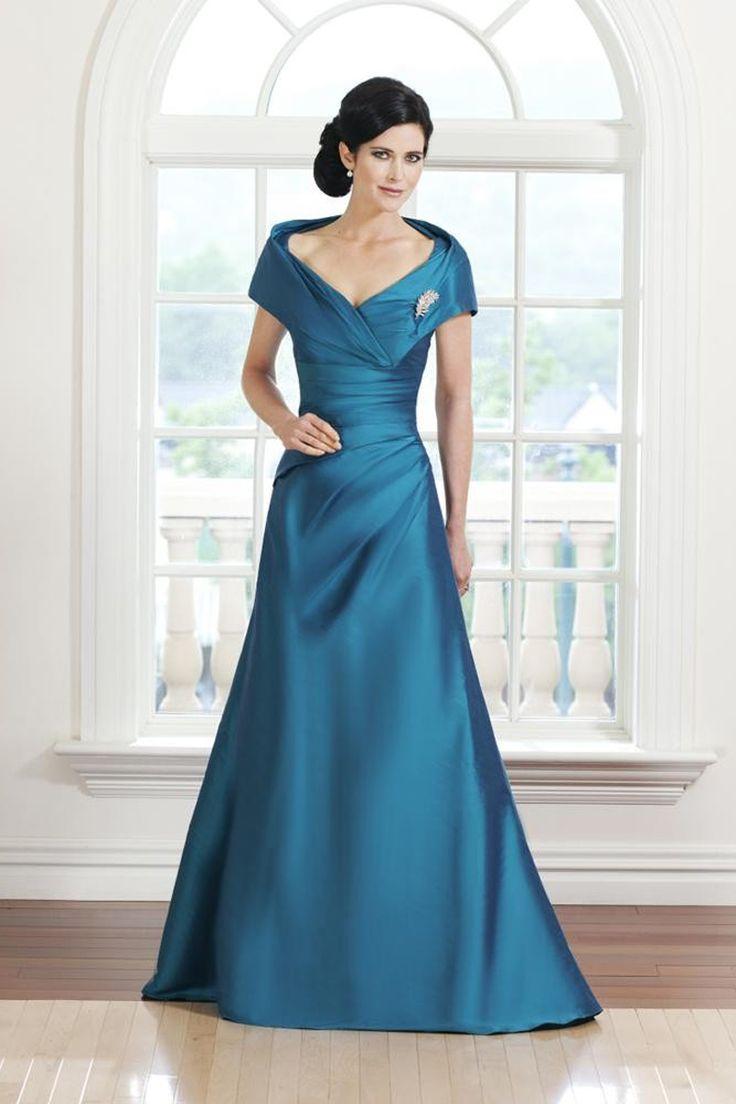 24 best Mother of the Bride Dresses images on Pinterest | Bridal ...