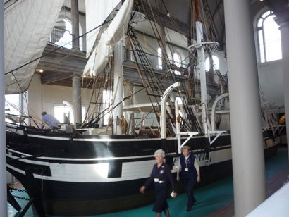 New Bedford Whaling Museum, New Bedford MA. http://www.visitingnewengland.com/whaling-museum-new-bedford.html