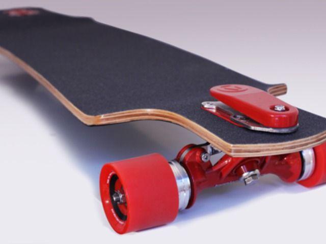 Disc Brakes For Longboard Skateboards. by Benjamin Newman — Kickstarter