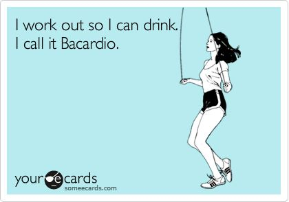 truthFunny Ecards About Work, Someecards Workout, Ecards Funny Love, Hilarious Ecards Lmfao Truths, Ecards Humor Workout, Workout Quotes Funny Ecards, Ecards Gym, Ecards Humor Lmfao, Bacardi Funny