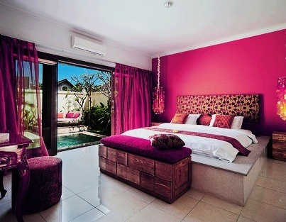Sexy Bedroom For A Lady Pad