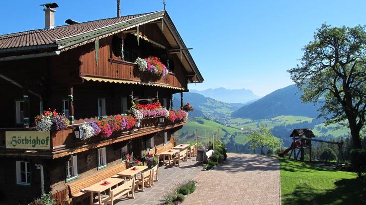 farm house Wildschönau/Tyrol