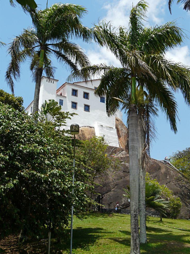 Things To Do in Vitoria, Brazil: O Convento Nossa Senhora da Penha
