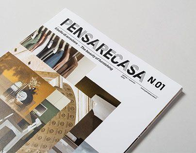 "Check out new work on my @Behance portfolio: ""Pensarecasa N.01"" http://on.be.net/1INhJO0"