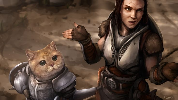 """I am SWORN to carry your burdens... by DarrenGeers """"Lydia, do you think... this is.. a mothafucking game?"""" haha #Skyrim"""