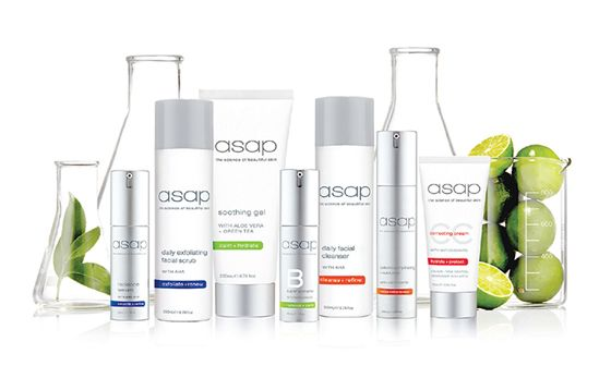 Come in and try the ASAP skincare range at Dr Rastogi's Cosmetic Surgeon Double Bay Sydney