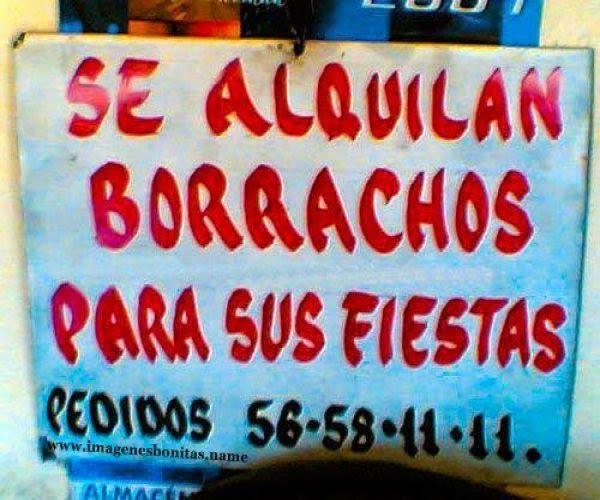 El Mundo De Los Borrachos [Humor] by Nelson Pereira: Quiero Ese Trabajo....