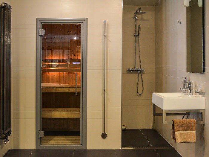 Moderne badkamers Badkamer 4