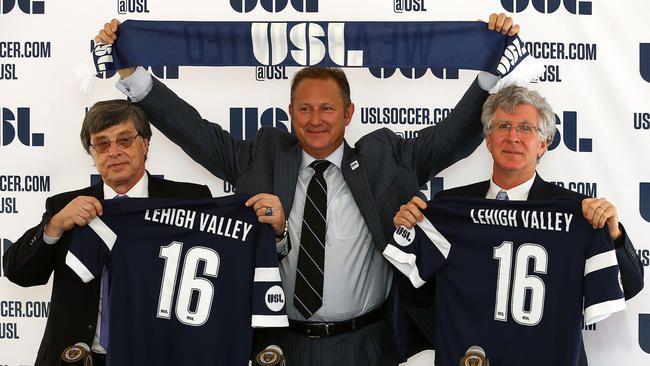 big sale 2d288 eddba Philadelphia Union hopes to build a stadium for its new USL ...