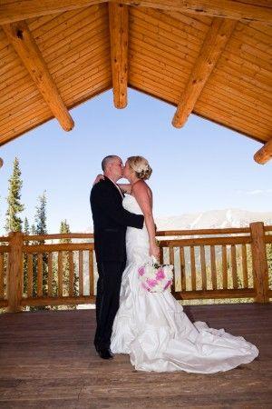 Mountain Top Ceremony Venue. Weddings at Copper Mountain Resort, Copper Mountain, Colorado.