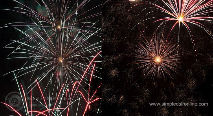 Fireworks, QLD.